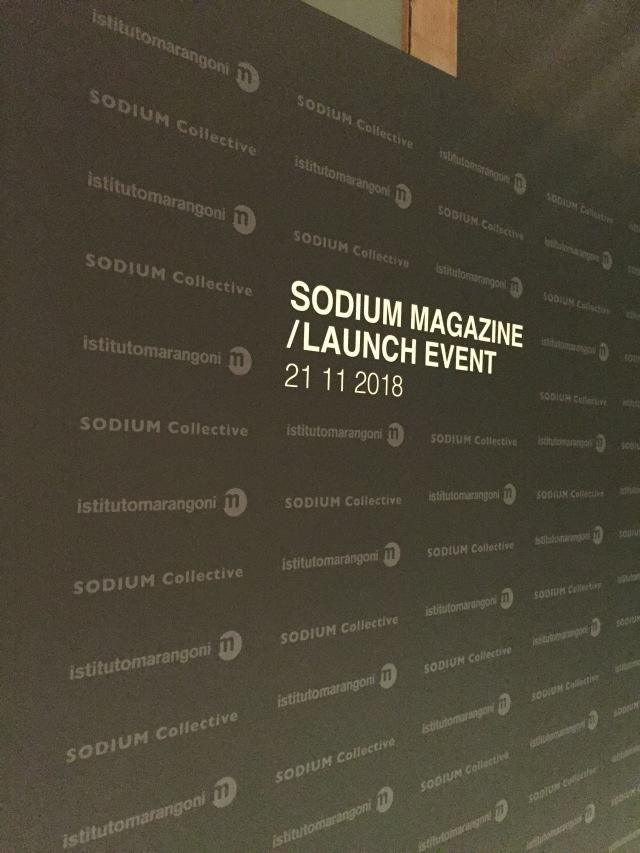 Sodium Magazine Launch Event